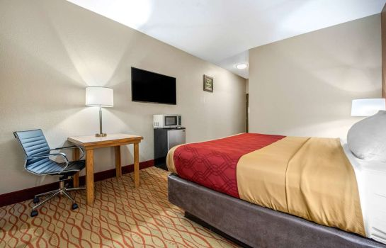 Suite Econo Lodge Shelbyville