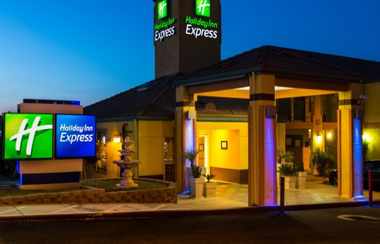 Außenansicht Holiday Inn Express SAN JOSE-CENTRAL CITY