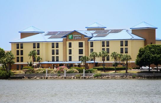 Außenansicht Holiday Inn Express & Suites TAMPA/ROCKY POINT ISLAND