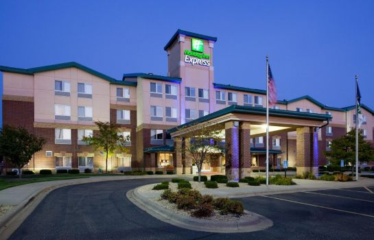 Außenansicht Holiday Inn Express & Suites ST. PAUL NE (VADNAIS HEIGHTS)