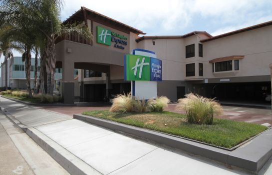 Außenansicht Holiday Inn Express & Suites SOLANA BEACH-DEL MAR