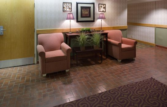 Hotelhalle Holiday Inn Express & Suites SPRINGFIELD