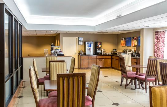 Restaurant Comfort Inn & Suites Thomson