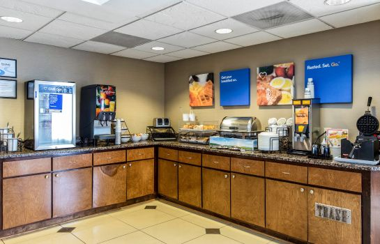Restauracja Comfort Inn & Suites Thomson