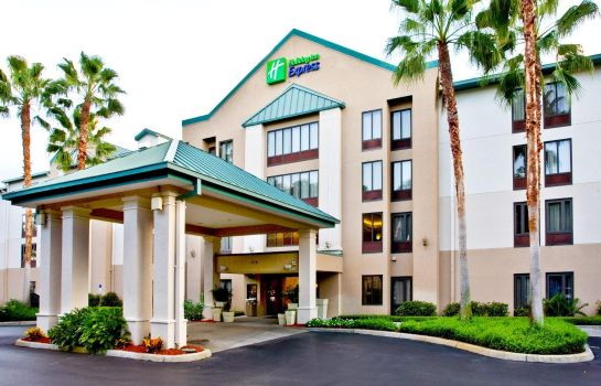 Außenansicht Holiday Inn Express TAMPA-BRANDON