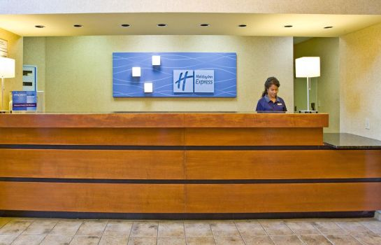 Hotelhalle Holiday Inn Express TAMPA-BRANDON