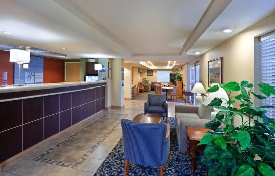 Hotelhalle Comfort Inn Columbia Gorge Gateway