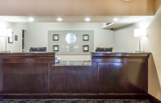 Hotelhalle Quality Inn Tulsa-Downtown West