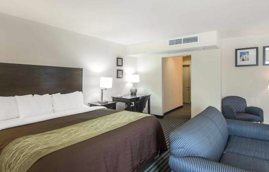 Zimmer Quality Inn Tulsa-Downtown West