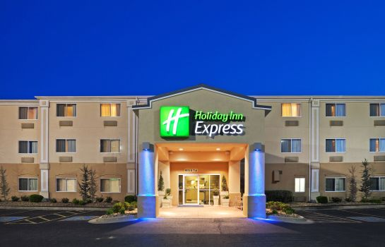 Außenansicht Holiday Inn Express TULSA-WOODLAND HILLS