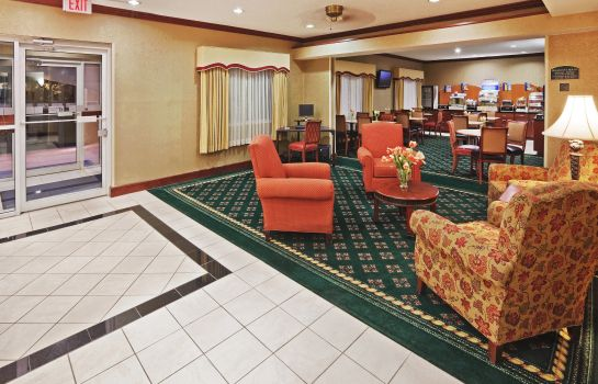 Hotelhalle Holiday Inn Express TULSA-WOODLAND HILLS