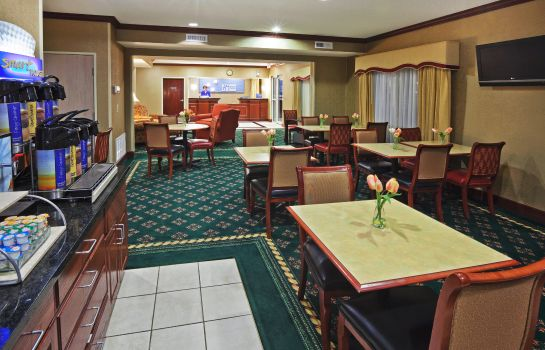 Restaurant Holiday Inn Express TULSA-WOODLAND HILLS