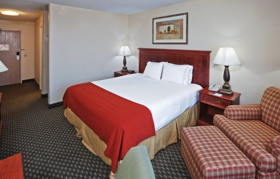 Zimmer Holiday Inn Express TULSA-WOODLAND HILLS