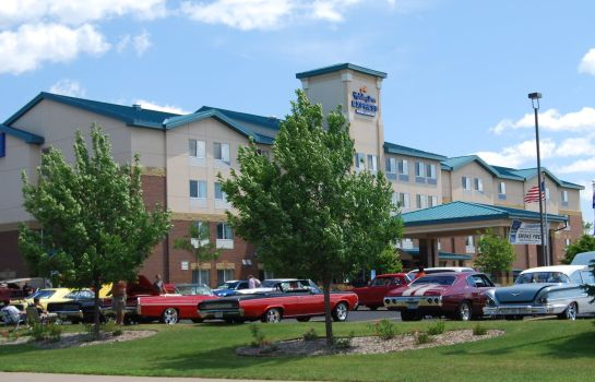Info Holiday Inn Express & Suites ST. PAUL NE (VADNAIS HEIGHTS)