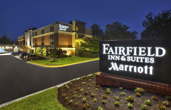 Außenansicht Fairfield Inn & Suites Dulles Airport Herndon/Reston