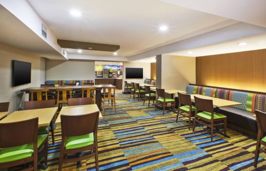 Restaurant Fairfield Inn & Suites Herndon Reston
