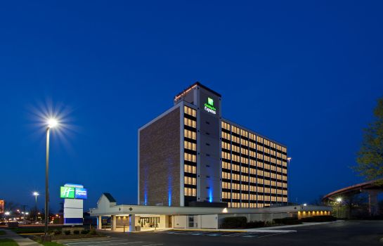 Außenansicht Holiday Inn Express WASHINGTON DC SW - SPRINGFIELD