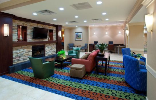 Hotelhalle Holiday Inn Express WASHINGTON DC SW - SPRINGFIELD