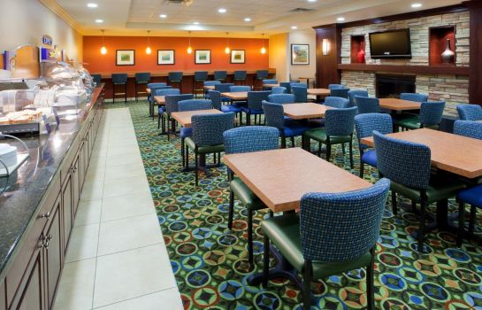 Restaurant Holiday Inn Express WASHINGTON DC SW - SPRINGFIELD