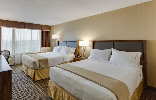 Zimmer Holiday Inn Express WASHINGTON DC SW - SPRINGFIELD