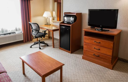 Suite Quality Inn and Suite Woodstock