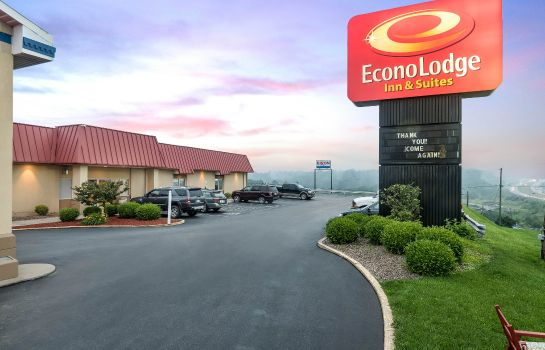 Vista esterna Econo Lodge Inn & Suites Triadelphia - Wheeling