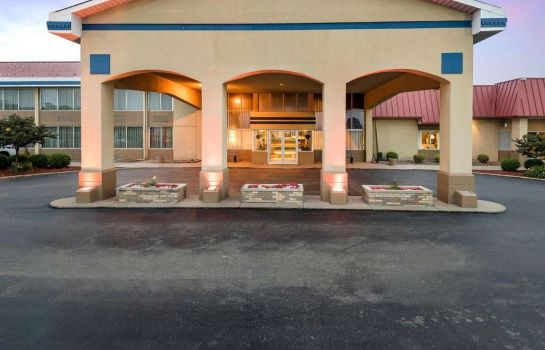 Außenansicht Econo Lodge Inn & Suites Triadelphia - Wheeling