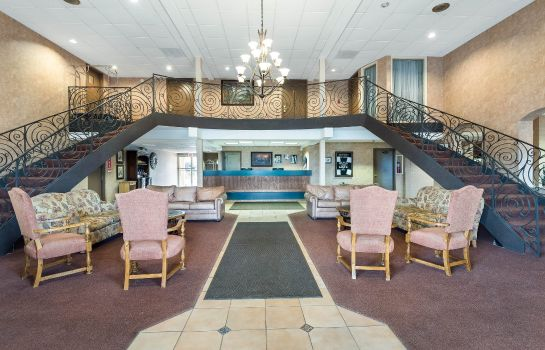 Hotelhalle Econo Lodge Inn & Suites Triadelphia - Wheeling