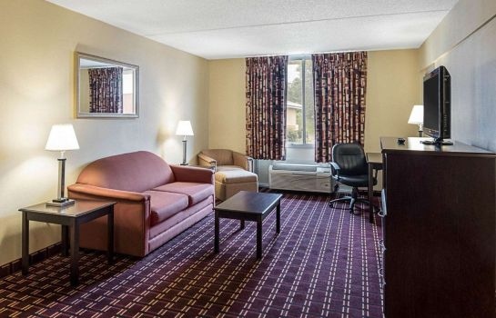 Camera doppia (Comfort) Econo Lodge Inn & Suites Triadelphia - Wheeling