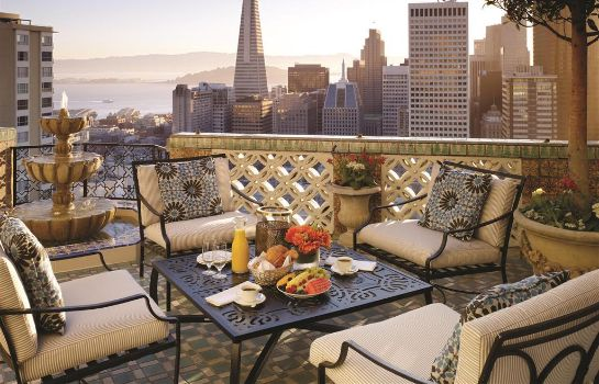 Suite Fairmont San Francisco