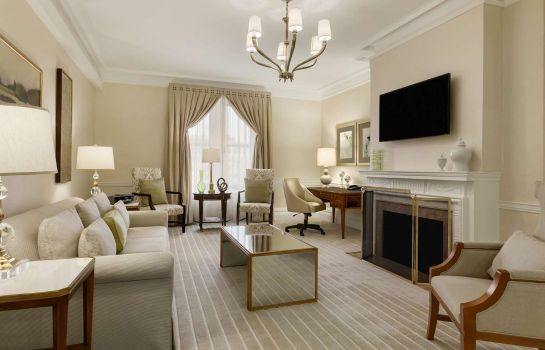 Suite Fairmont Copley Plaza