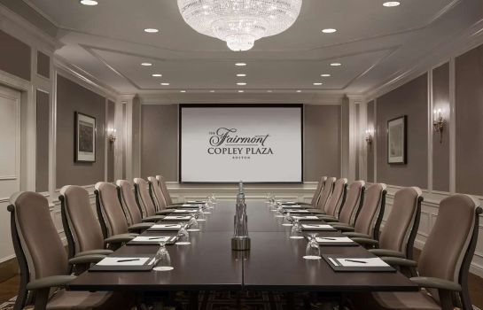 Conference room Fairmont Copley Plaza