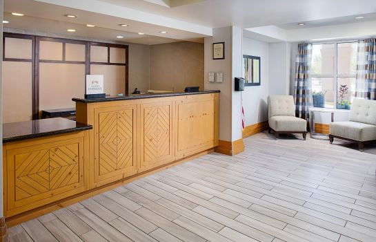 Hol hotelowy Homewood Suites by Hilton Albuquerque Uptown