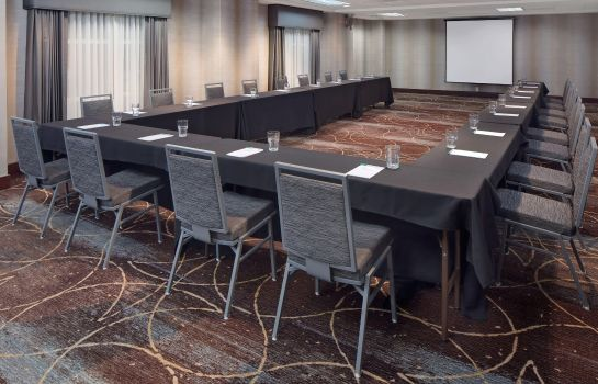 Conference room Homewood Suites Nashville-Brentwood