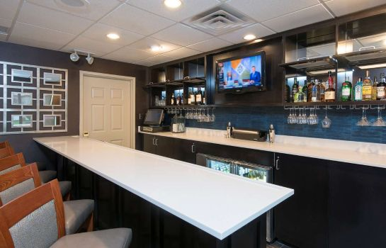Hotel-Bar Homewood Suites Columbus OH - Airport