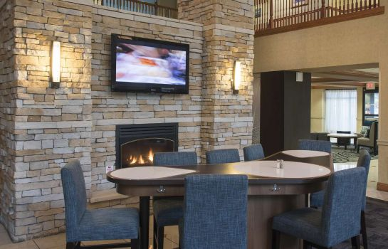 Hotelhalle Homewood Suites Columbus OH - Airport
