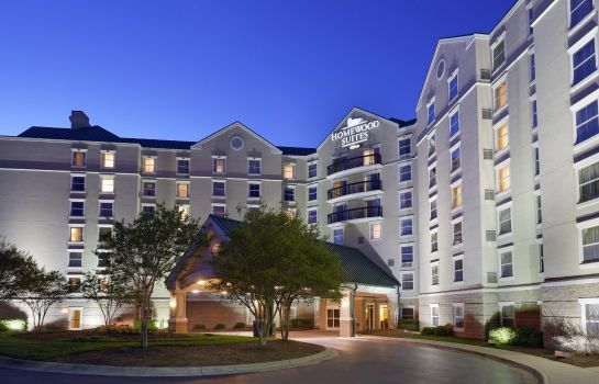 Exterior view Homewood Suites by Hilton Raleigh-Durham Aprt * RTP