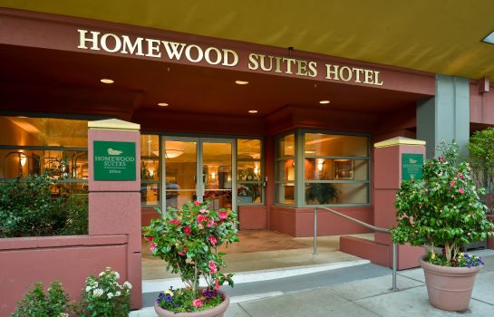 Außenansicht Homewood Suites by Hilton Seattle Downtown