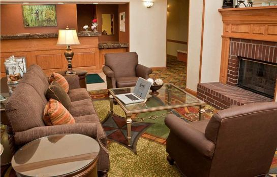 Hotel-Bar Homewood Suites by Hilton Dallas-Park Central Area