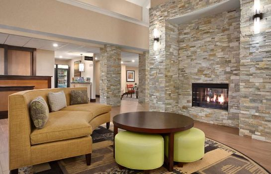 Hotelhalle Homewood Suites by Hilton Dallas-Park Central Area