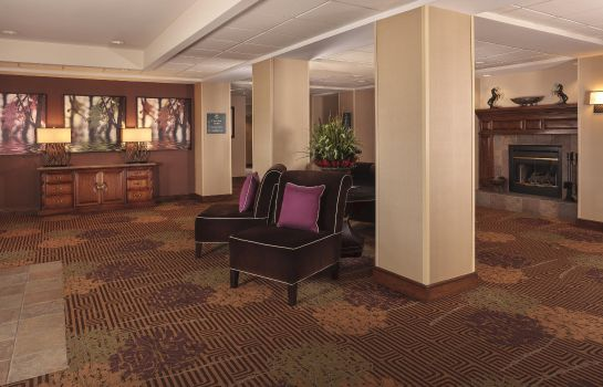 Hotelhalle Homewood Suites by Hilton Dallas Market Center