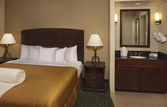 Suite Homewood Suites by Hilton Dallas Market Center