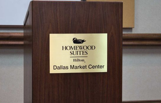 Tagungsraum Homewood Suites by Hilton Dallas Market Center