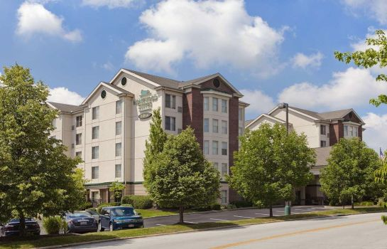 Exterior view Homewood Suites by Hilton Dayton South