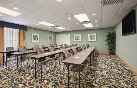 Conference room Homewood Suites by Hilton Dayton South