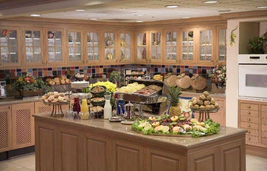 Restauracja Homewood Suites by Hilton Fort Myers FL