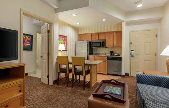 Pokój Homewood Suites by Hilton Fort Myers FL