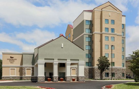 Buitenaanzicht Homewood Suites by Hilton - Ft Worth North