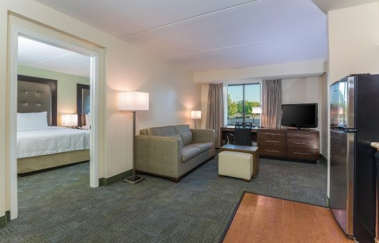 Suite Homewood Suites by Hilton - Ft Worth North