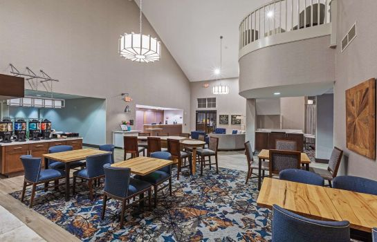 Hotelhalle Homewood Suites Greensboro